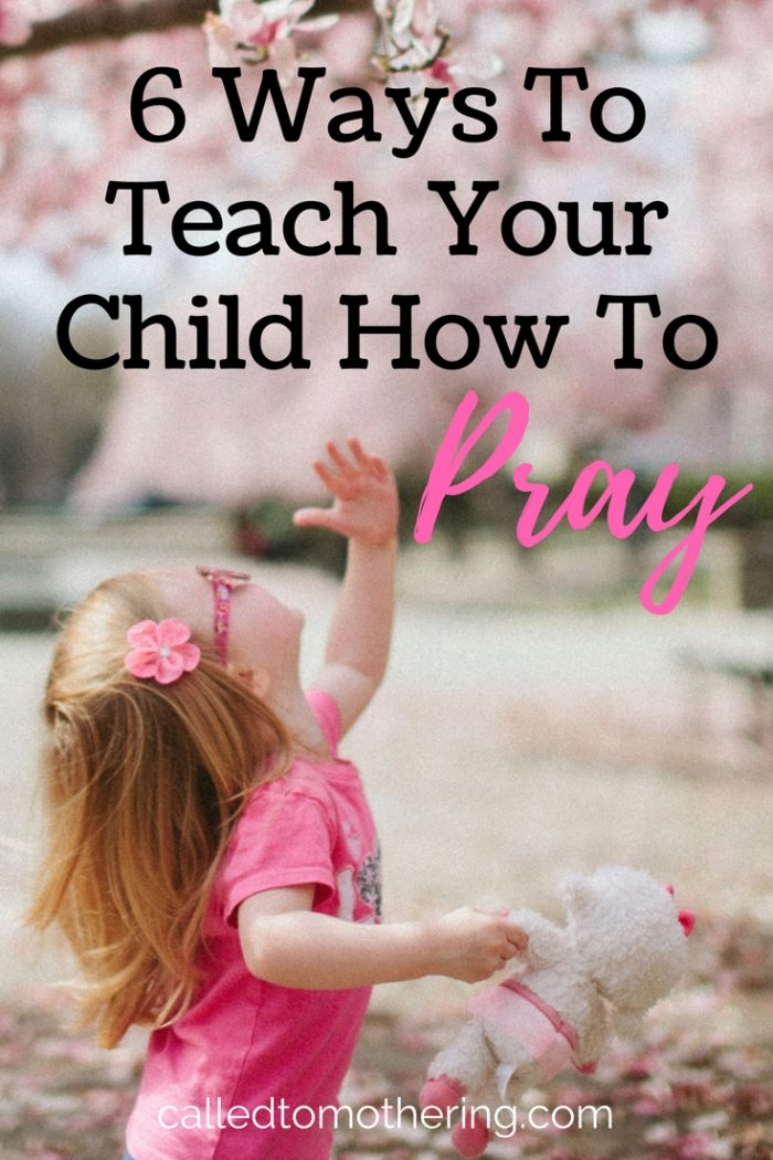 How do we teach our kids to establish the habit of praying so it becomes a regular part of their daily Christian walk? These six simple strategies will help you root and ground your child in the spiritual discipline of prayer!