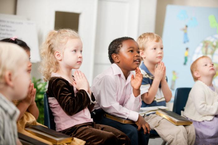 spiritual instruction for kids