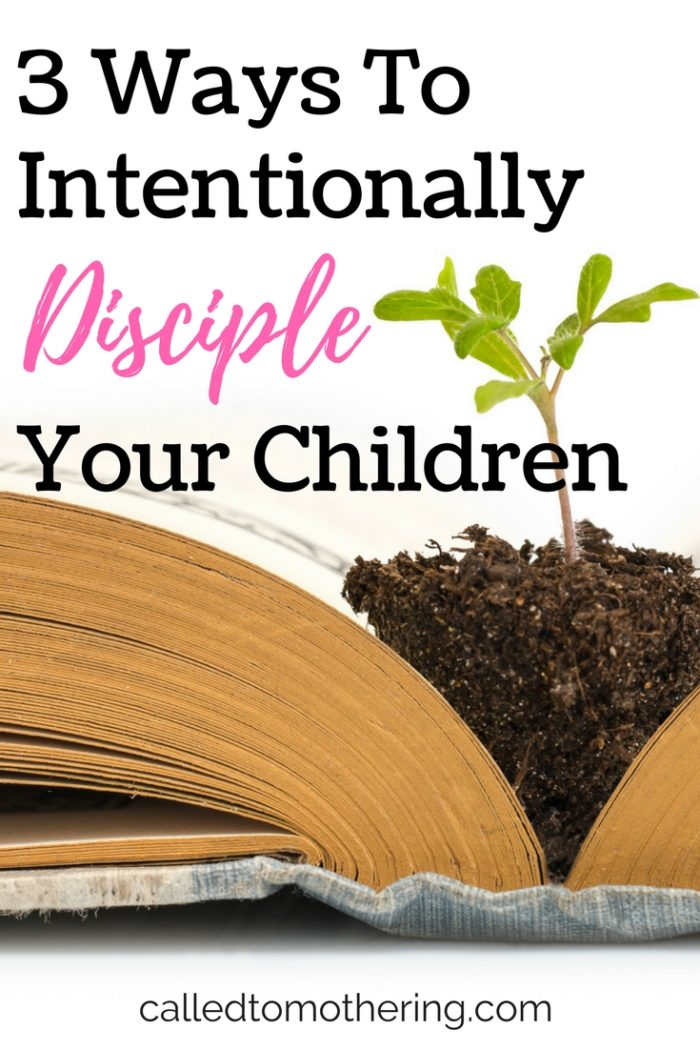 Mothers play a vital role in the discipleship of their children. These practical tips will help you come alongside your kids and teach their hearts to obey God!