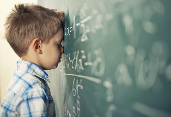 overwhelmed by homeschooling