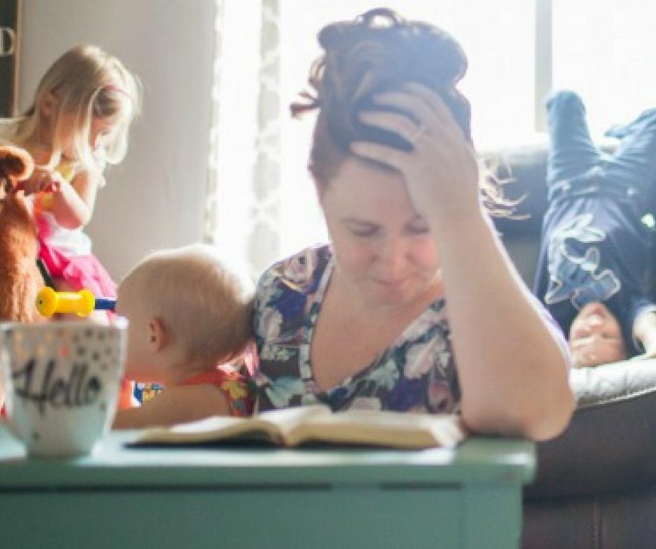 4 Reasons You're Not Enjoying Your Kids