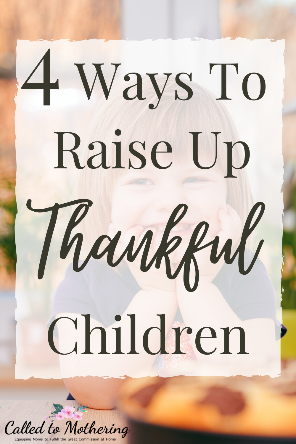 Want to stop the entitlement attitude in your kids? These 4 tips will help you raise children who are thankful and appreciate what they have. #charactertraining #raisingthankfulkids