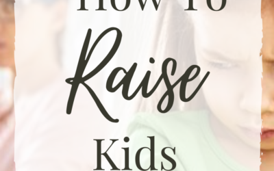 4 Tips For Raising Kids Who Obey