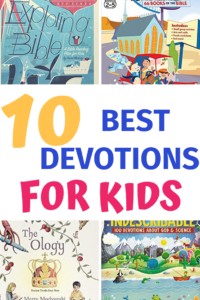 10 Awesome Devotions For Kids