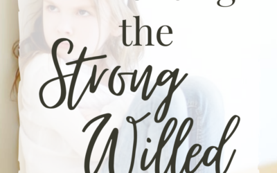 5 Tips For Parenting The Strong Willed Child