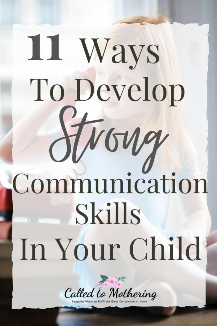 Does your child find difficulty in self-expression and have poor communication skills? Here are several tips to help them develop strong and effective communication!