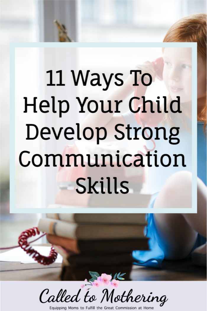Does your child find it difficult to express themselves? Learn how to help them develop strong, effective communication skills with these tips, and connect with them better!