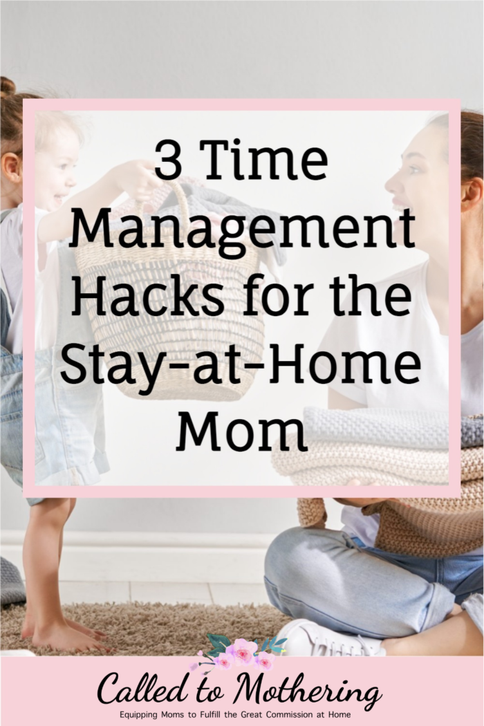 Struggling to keep up with daily tasks and constant demands? Follow these hacks to better manage and spend your time as a busy stay-at-home mom!